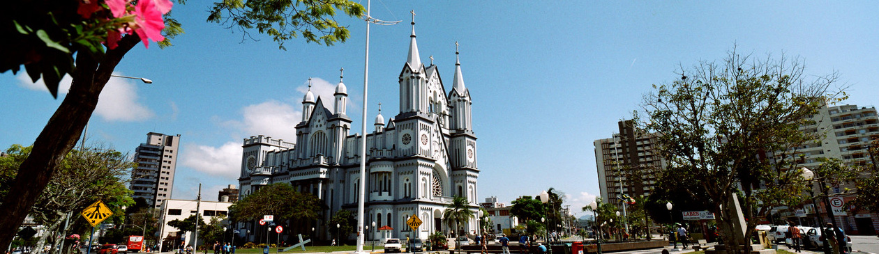 Main Church - Photograph: João R. Scharf